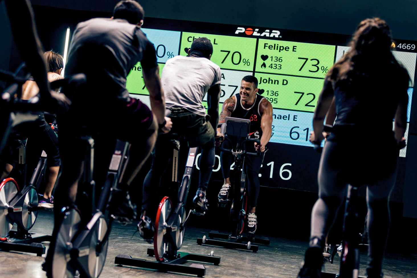 INDOOR CYCLING